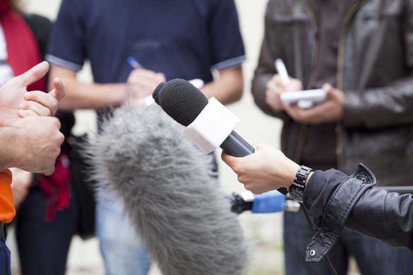 Préparer un porte-parole à réussir une interview