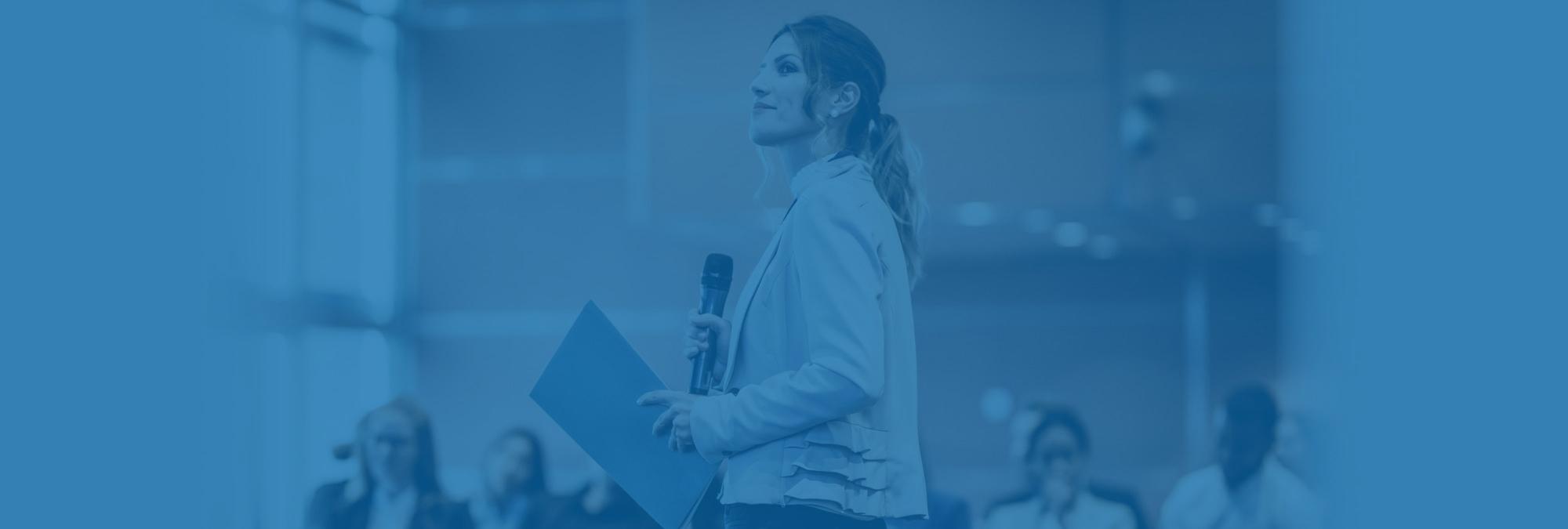 Savoir prendre la parole en public pour chef d'entreprise